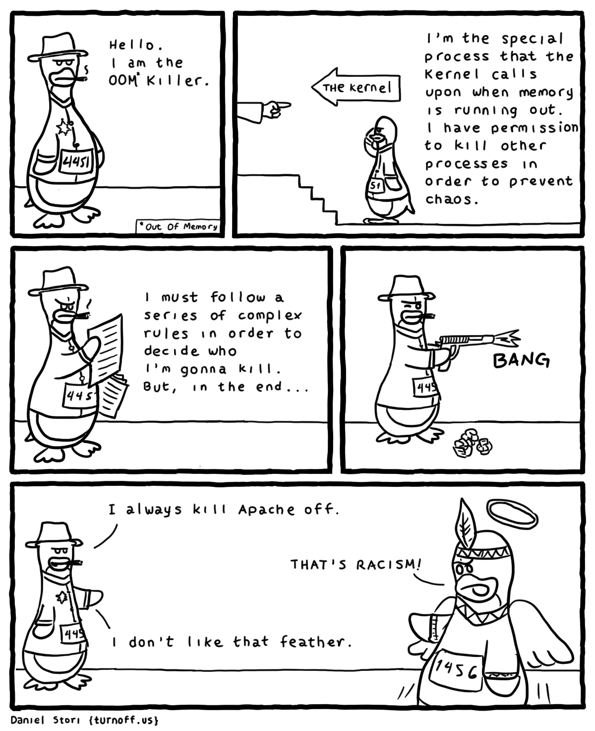 oom-killer